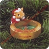 1995 Across the MilesHallmark Christmas Ornament
