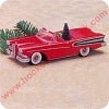 1995 1958 Ford EdselHallmark Christmas Ornament