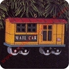 1996 Yuletide Central #3 - Mail Car