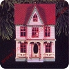 1996 Nostalgic House #13 - Victorian Painted Lady