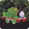 1996 Percy the Small Engine - SDBHallmark Christmas Ornament
