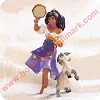 1996 Esmerelda and DjaliHallmark Christmas Ornament