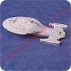 1996 USS Voyager, Star Trek - DBHallmark Christmas Ornament