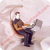 1997 Commander Data, Star TrekHallmark Christmas Ornament