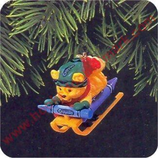 1987 Hallmark Christmas Ornaments