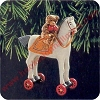 1998 Pony for Christmas #1Hallmark Christmas Ornament