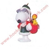 1998 Spotlight on Snoopy - RARE ColorwayHallmark Christmas Ornament