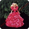 1998 Happy Holidays Barbie #3, ClubHallmark Christmas Ornament