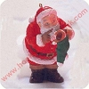 1998 New Christmas Friend - ClubHallmark Christmas Ornament