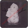1999 Snowmen of Mitford, Colorway - Mistletoe