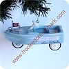 1999 Kiddie Car Classic Colorway - RARE - only 192 Made! - Artist SignedHallmark Christmas Ornament