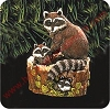 1999 Majestic Wilderness #3 - Curious Raccoons