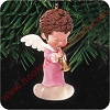 1999 Marys Angels #12 -  Heather Hallmark Christmas Ornament
