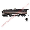 1999 Lionel Train #4Hallmark Christmas Ornament
