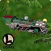 2000 Lionel Southern Mikado - Blown Glass - Hard to find!Hallmark Christmas Ornament