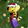 2000 Busy Bee ShopperHallmark Christmas Ornament