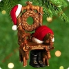2000 Santas ChairHallmark Christmas Ornament