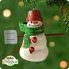 2000 Max - Snowmen of MitfordHallmark Christmas Ornament