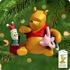2000 Piglets Jack in the BoxHallmark Christmas Ornament