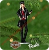 2000 Harley Davidson Barbie Hallmark Christmas Ornament
