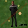 2001 Captain Benjamin Sisko, Star TrekHallmark Christmas Ornament