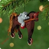 2001 Pony for Christmas #4Hallmark Christmas Ornament