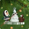 2001 Frosty Friends #22Hallmark Christmas Ornament