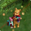 2001 Just What They Wanted, Winnie the PoohHallmark Christmas Ornament