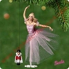 2001 Barbie as the Sugar Plum - set of 2  SDB