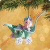 2002 Frostlight Baby DelandraHallmark Christmas Ornament