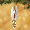 2002 Angelic VisitationHallmark Christmas Ornament