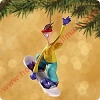 2002 One Cool SnowboarderHallmark Christmas Ornament