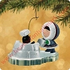 2002 Frosty Friends #23Hallmark Christmas Ornament