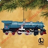 2002 Lionel Train #7Hallmark Christmas Ornament
