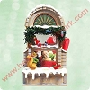 2003 Christmas Window #1, Club Hallmark Christmas Ornament