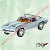 2003 Classic Am Cars #13 - 1963 Corvette Sting Ray Hallmark Christmas Ornament