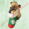 2003 Mischievous Kittens #5Hallmark Christmas Ornament
