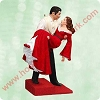 2003 Scarlett O'Hara and Rhett Butler Hallmark Christmas Ornament