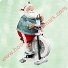 2003 Snackercize, Wind Up - DBHallmark Christmas Ornament