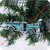 2004 Fire Brigade COLORWAYHallmark Christmas Ornament