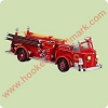 2004 Fire Brigade #2 - American LaFrance 700 PumperHallmark Christmas Ornament