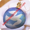 2004 Wish for Peace, CLUB Hallmark Christmas Ornament