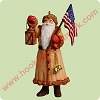 2004 North Pole PatriotHallmark Christmas Ornament