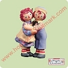 2004 Holiday Hug, Raggedy Ann and Andy