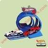 2004 Hot Wheels Thrill DriversHallmark Christmas Ornament