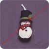 1974 Snowman Hallmark Christmas Ornament