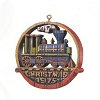 1975 Locomotive - SDBHallmark Christmas Ornament