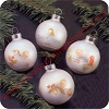 1975 Little Miracles, Set of 4Hallmark Christmas Ornament
