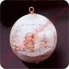 1977 Granddaughter - DB - RAREHallmark Christmas Ornament