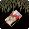 1990 Sweet Slumber - MINIATUREHallmark Christmas Ornament